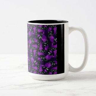 Purple Octopus Coffee Mug
