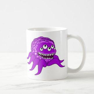 Purple Octopuss Monster Coffee Mug