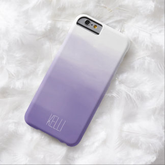Purple Ombre Barely There iPhone 6 Case