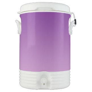 Purple Ombre Beverage Cooler