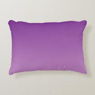 """""""Purple Ombre"""" Decorative Pillow"""