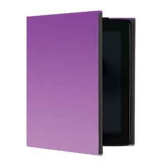 Purple Ombre iPad Folio Case