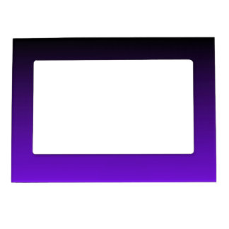 Purple Ombre Magnetic Picture Frame
