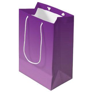 Purple Ombre Medium Gift Bag