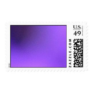 Purple On Purple Stamp