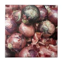 Purple Onion Tile