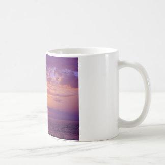 Purple Orange Florida Sunset Coffee Mug