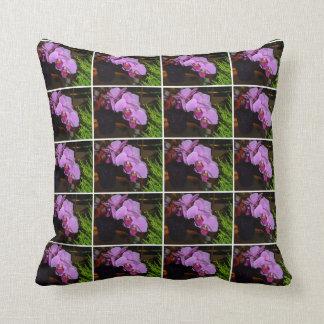 Purple Orchid American MoJo Pillow