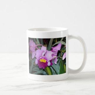 Purple Orchid Coffee Mug