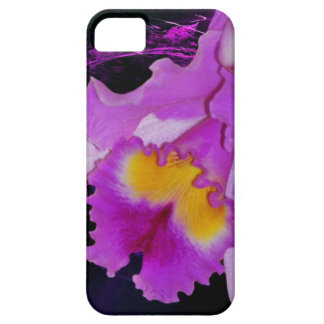 Purple Orchid flower iPhone 5 Cover