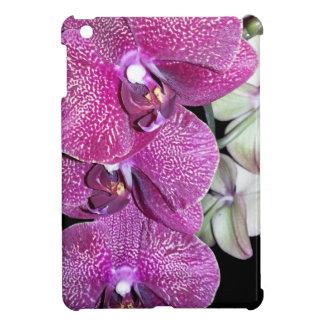 Purple Orchid Flower iPad Mini Cases
