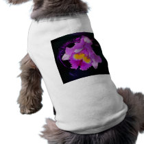 Purple Orchid flower T-Shirt