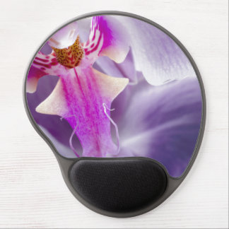 Purple Orchid Gel Mousepads