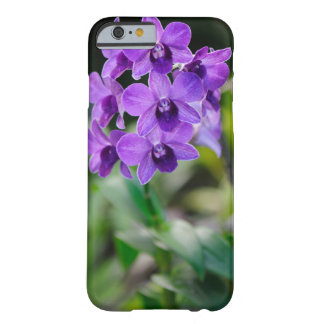 Purple orchid iPhone 6 case