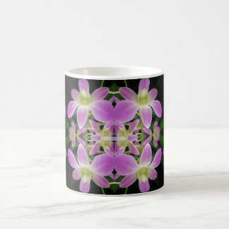 Purple Orchid Mug