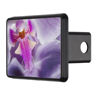 Purple Orchid Hitch Covers