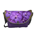 Purple Orchid Rickshaw Messenger Bag