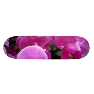 Purple Orchid Skateboard