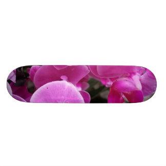 Purple Orchid Skateboard Deck