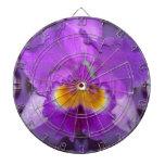 Purple Orchids Dart Boards