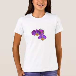 Purple Orchids T-Shirt
