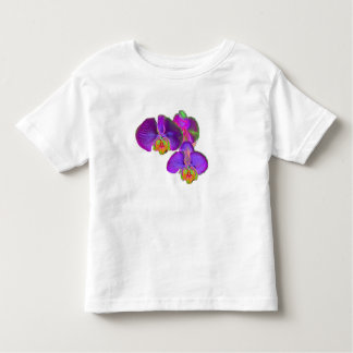 Purple Orchids Toddler T-shirt
