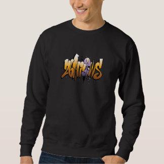 Purple O's Sweatshirt