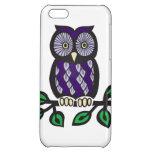 Purple Owl Iphone 5c Case!