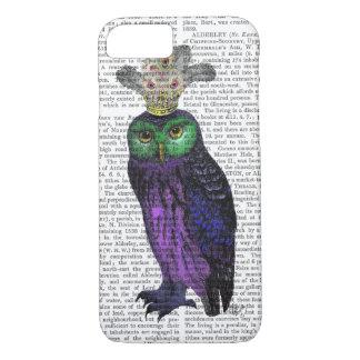 Purple Owl iPhone 7 Case