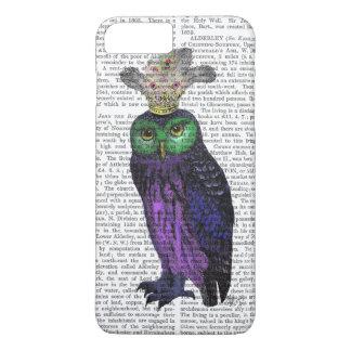 Purple Owl iPhone 7 Plus Case