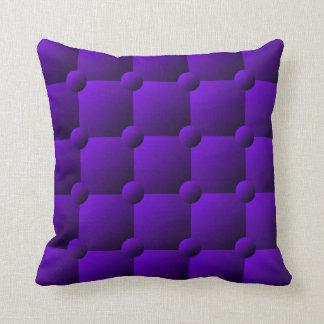 Purple Quilt Pillows - Decorative & Throw Pillows Zazzle