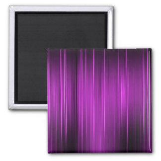 Purple Pain Levels Refrigerator Magnet