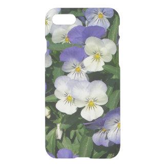 Purple Pansies iPhone 8/7 Case
