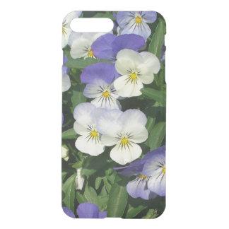 Purple Pansies iPhone 8 Plus/7 Plus Case
