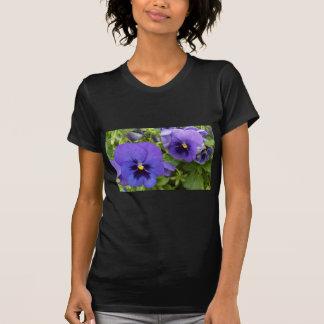 Purple Pansies T-Shirt