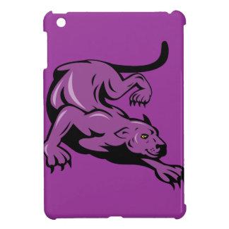 PURPLE PANTHER CARTOON BIG CAT CATS LARGE JAGUAR L iPad MINI CASES