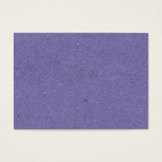 Purple Paper Texture Business Card