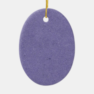 Purple Paper Texture Ceramic Ornament