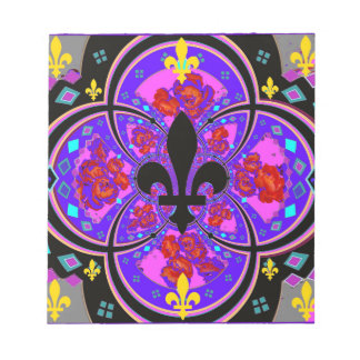 Purple Parade Queen Pagentry Gifts By Sharles Memo Note Pads
