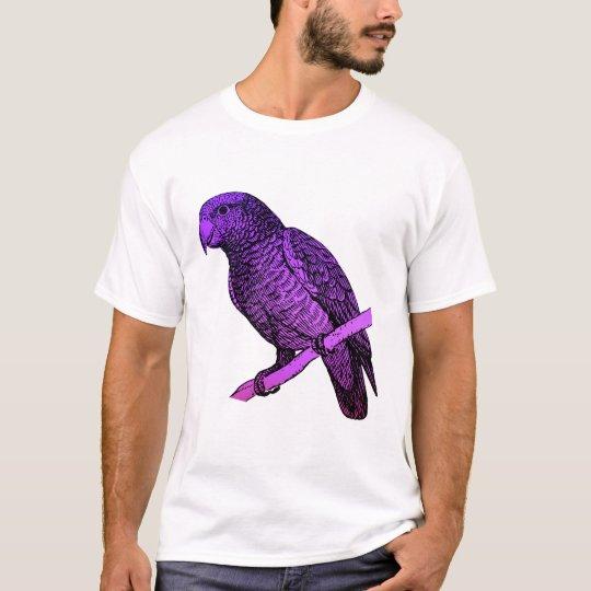 Purple Parrot T-Shirt