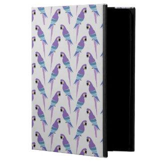 Purple Parrots iPad Air Case