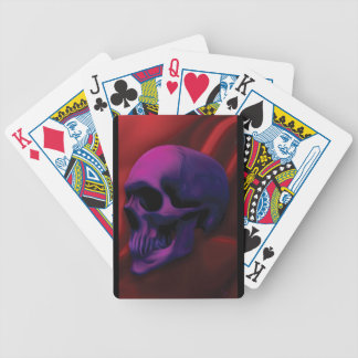 Purple Pasion Bicycle Playing Cards