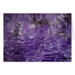 Purple Passion #1: Fluid Dreams Greeting Cards