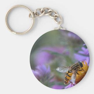 Purple Passion Keychain