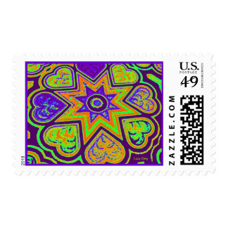 'Purple Passion'  Postage