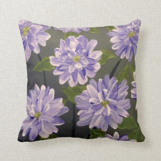 Purple Passion Throw Pillow! Throw Pillow