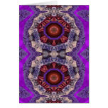Purple Passions Greeting Card