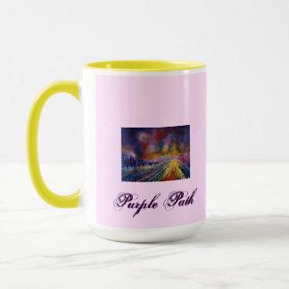 Purple Path Mug