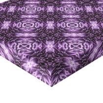 Purple pattern Chrysanthemum flower Canvas Print