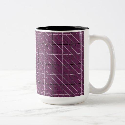 Purple Pattern Coordinating Kitchen Decor Coffee Mug Zazzle